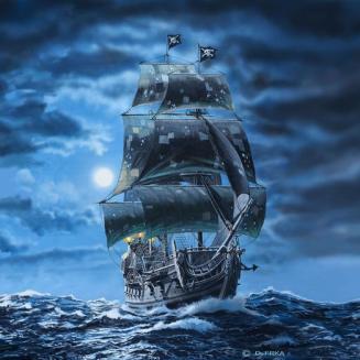 Pirátem proti své vůli